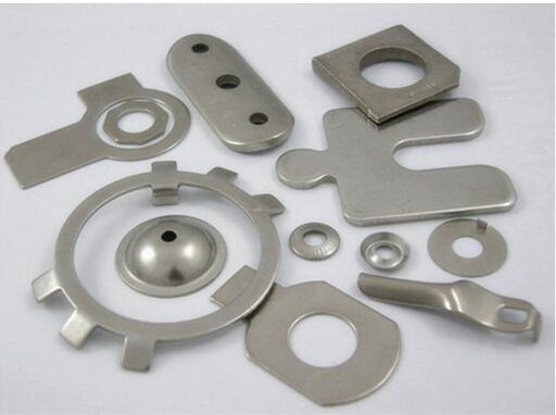 Precision Metal Stamping Parts Surface Treatment by Grinding