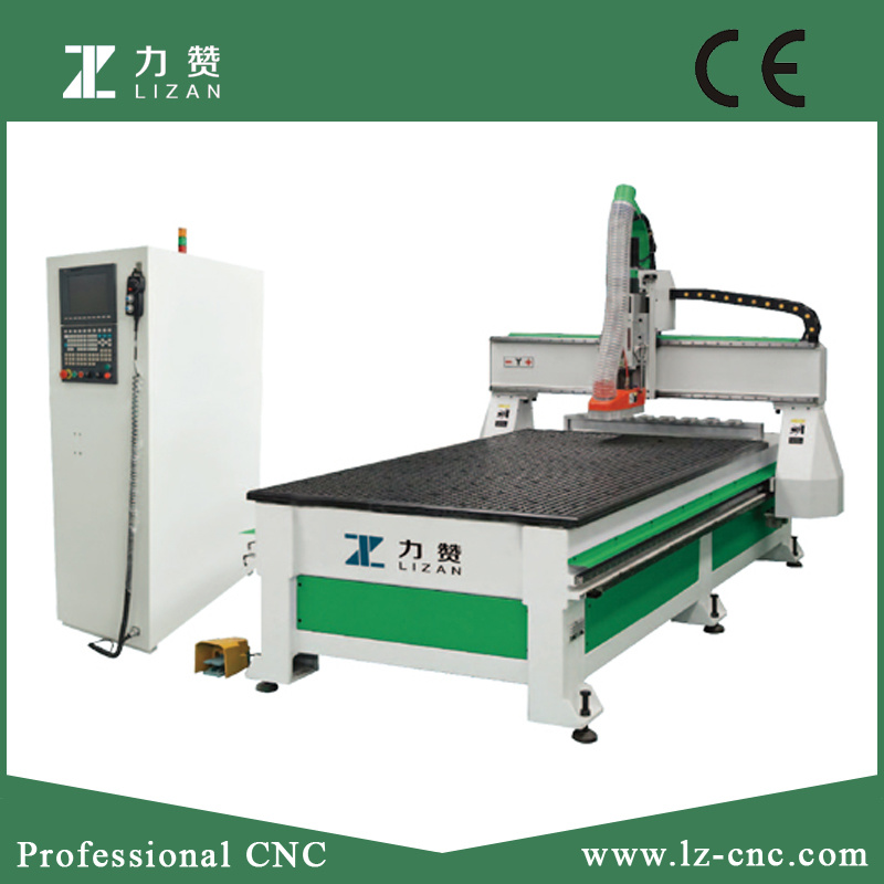 Linear Auto Tool Changer CNC Router, Wood Engraving Machine
