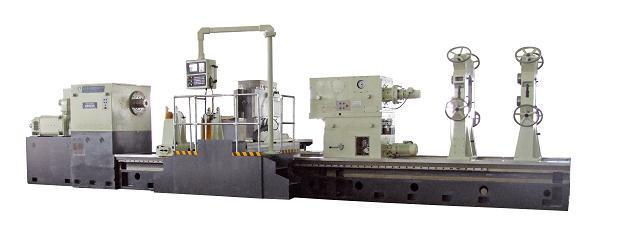 CNC Horizontal Heavy Duty Lathe