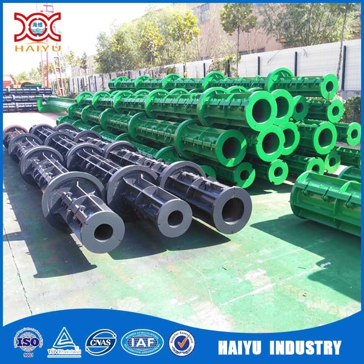 Iran Standard Concrete Electric Pole Machine