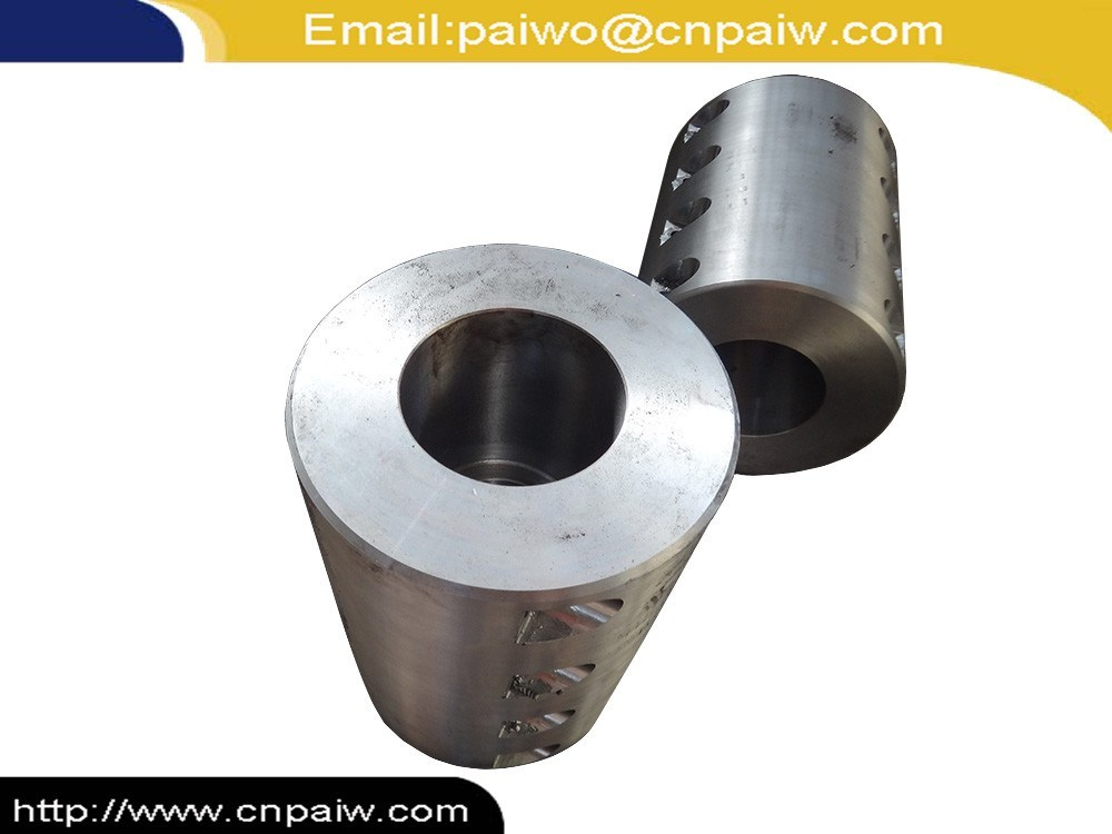Hot Forging CNC Machining Semi-Finished Liner Retainer Nut