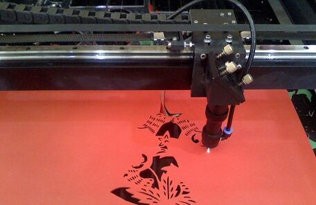 High Speed Laser Engraver Machine for Fabric