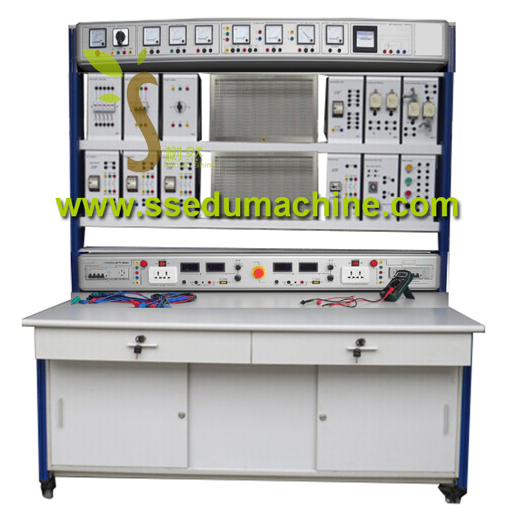 Electrical Skills Training Workbench Laboratory Equipment for College University Institution