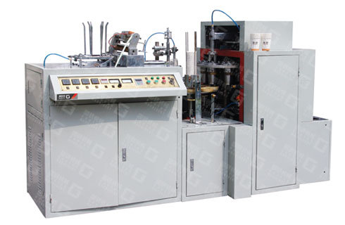 Auto Paper Cup Forming Machine (GY-ZB)