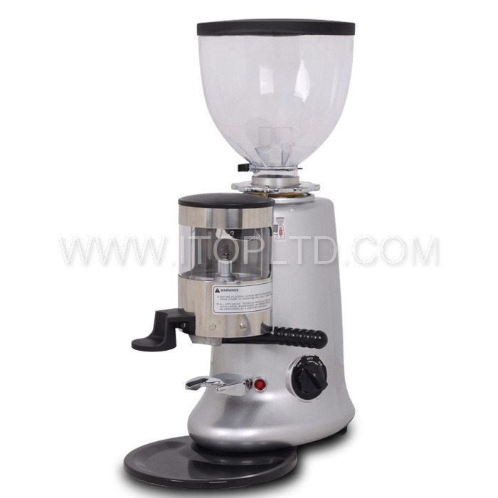 CE Approved Electric Coffee Grinder with Dispenser