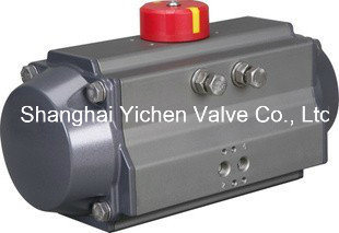 Double Acting Aluminum Pneumatic Actuator (YCATD)