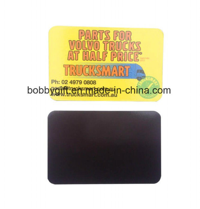 Promotional Magnetic Business Card Fridge Magnet for Sale