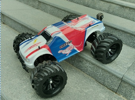 1/10th 4WD Electric Monster Truck