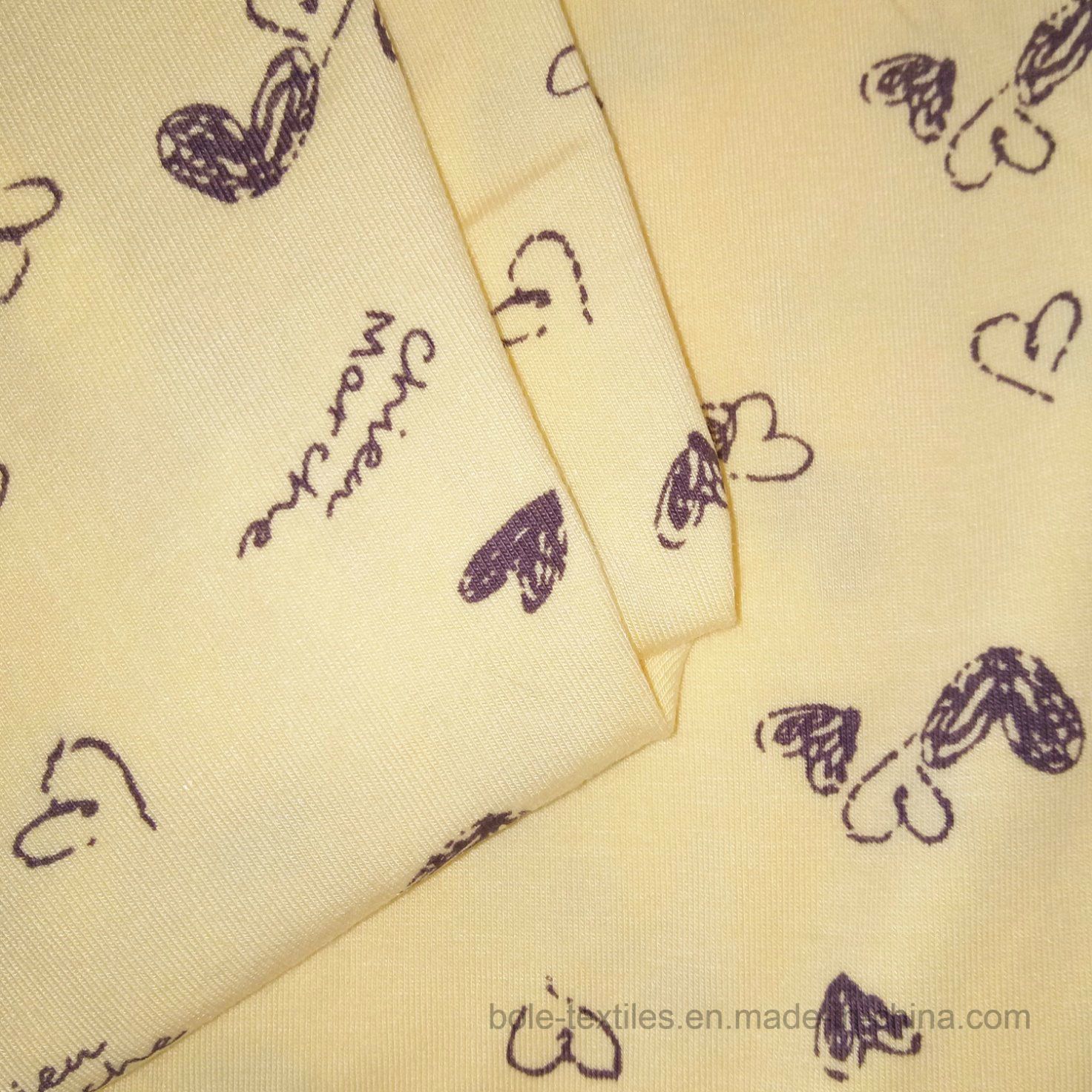 Cotton Fabric/Cotton/Spandex Single Jersey