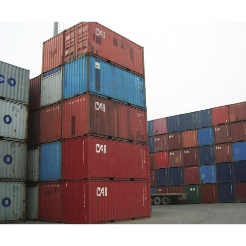 Sell Second-Hand Container From China to World Wide