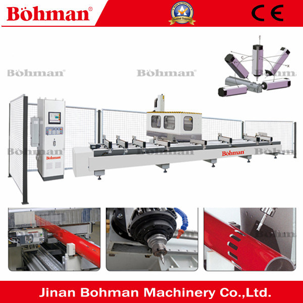 Four Axis Aluminum CNC Machining Center