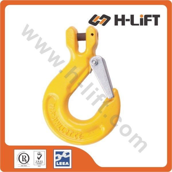 Grade 80 Clevis Sling Hook with Latch / G80 Sling Components