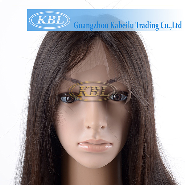 2015 Kbl Fashion Remy Brazilian Full Lace Wigs, Human Hair Wig