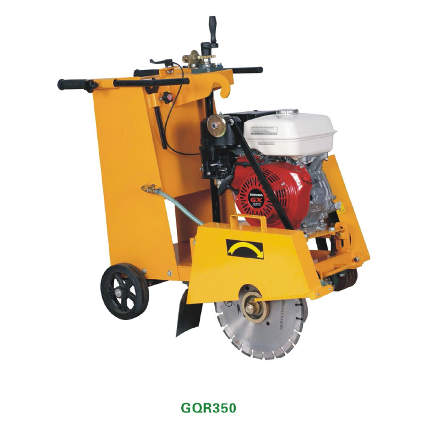 Gasoline Engine Asphalt Concrete Road Cutter (QF350)