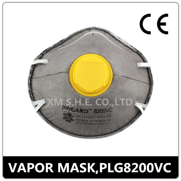N95/Ffp2 Particulate Respirator Mask (PLG 8200VC)
