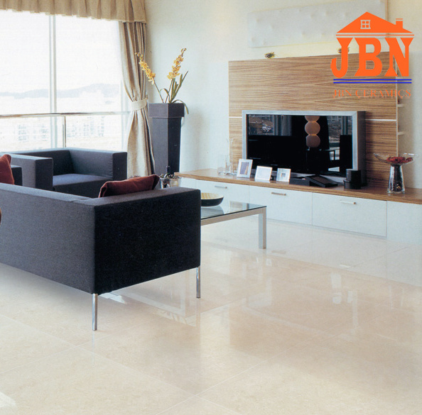 Crystal Tile Polished Porcelain Floor Tile Double-Loading Tile (J6J02)