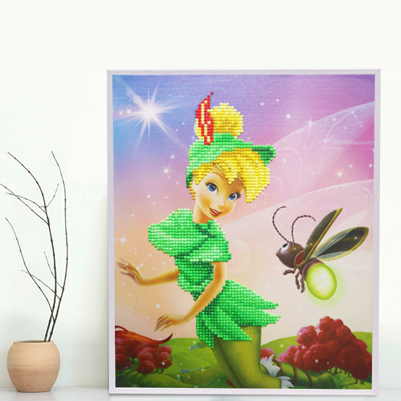 Factory Direct Wholesale Corss Stitch DIY Diamond Painting K-119