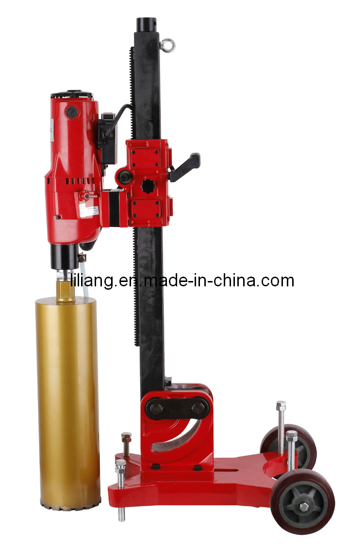 "10""Drilling Machine with Adjustable Stand"
