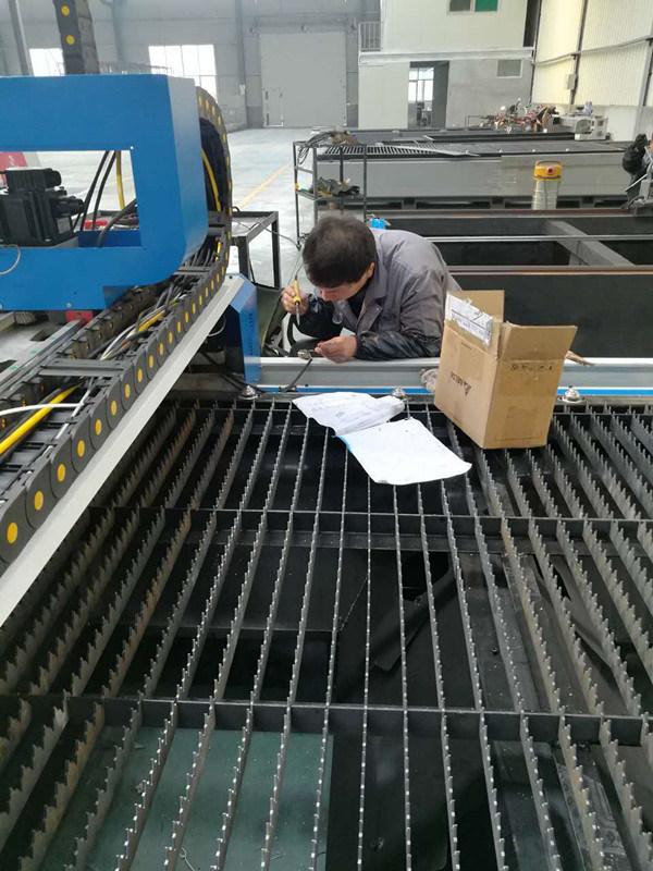 Shandong Pengwo Laser Cutting Machine