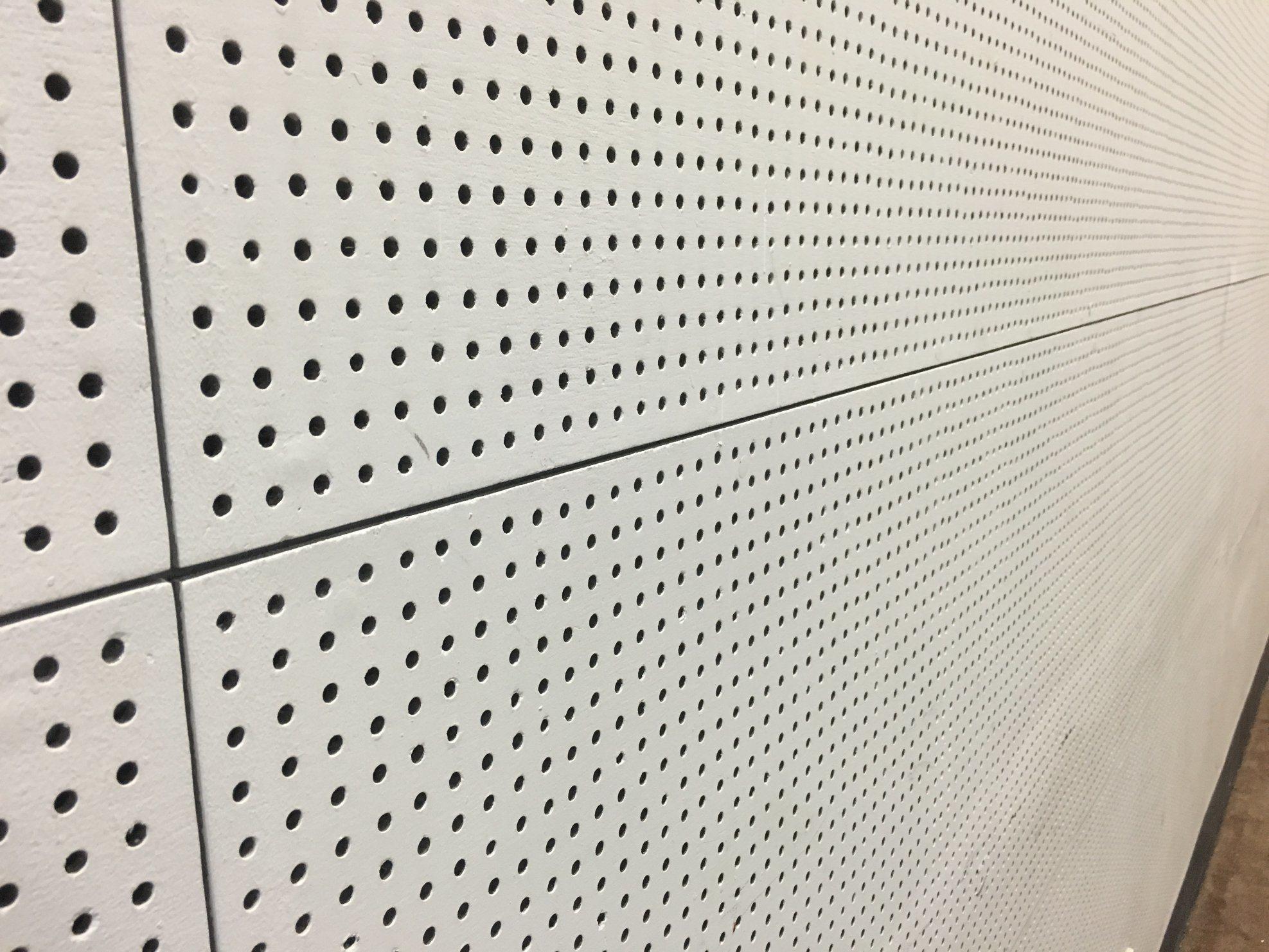 Acoustic Panel for KTV (600*600*20)