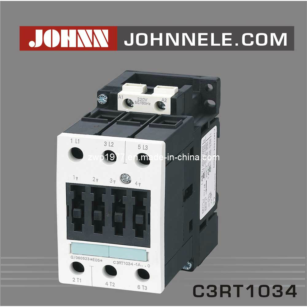 C 3rt1034 AC Contactor with Good Quality