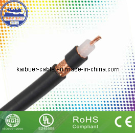 Rg213 Communication CCTV/CATV Coaxial Cable with CE
