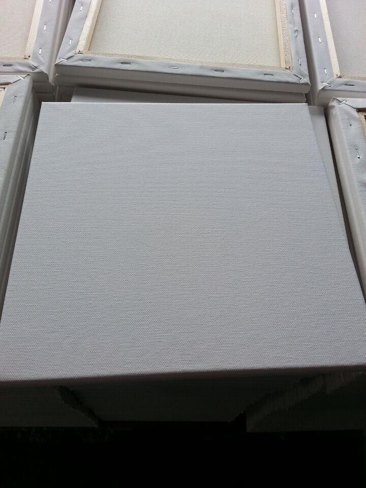 Irregular Shape Streched Canvas