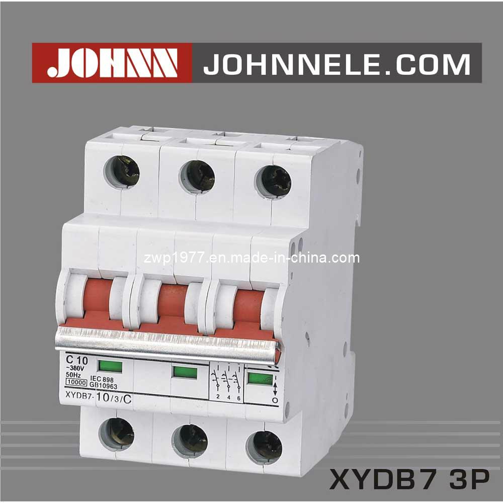 Mini Circuit Breaker (XYDB7 3P)