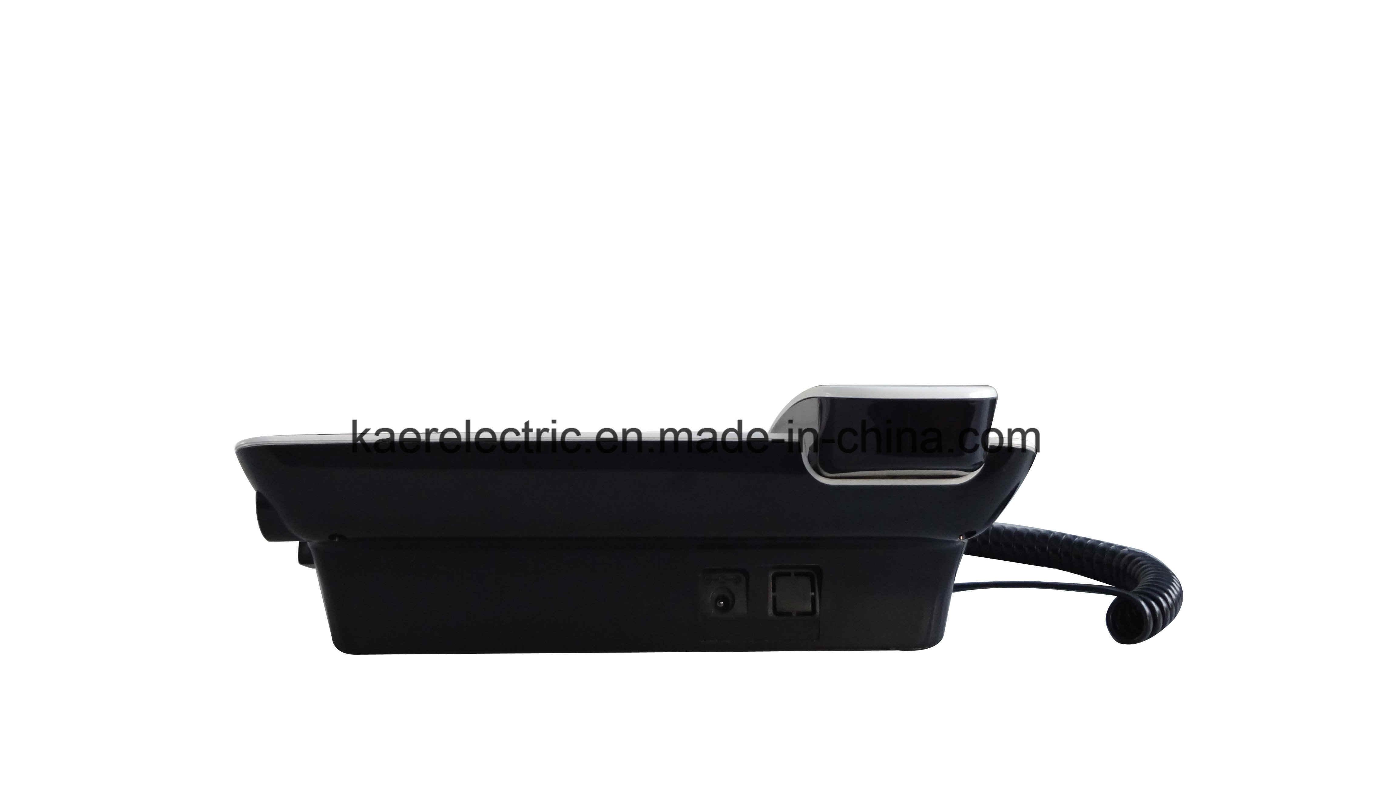 GSM Fixed Wireless Recording Desktop Call Center Phone