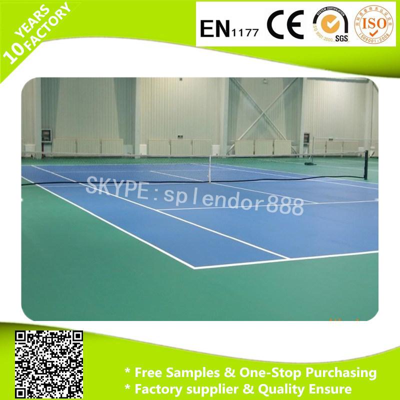 Durable Anti Slip Commercial PVC Vinyl Flooring Rolls
