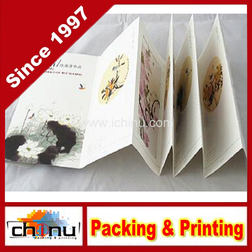 Cheap Booklet Print Pamphlet/Brochure/Magazine/Catalogue Full Color Booklet