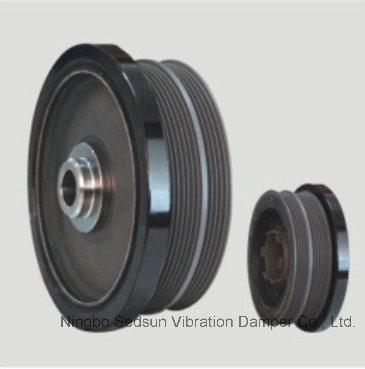 Torsional Vibration Damper / Crankshaft Pulley for BMW 11237805696