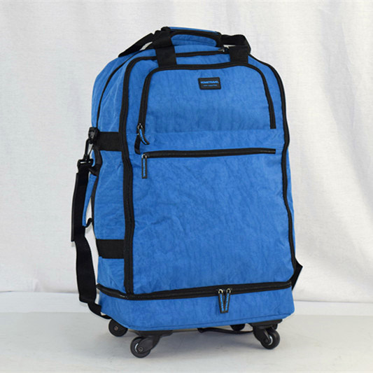 2017 Hot-Selling Foldable Four Wheel Travel Bag