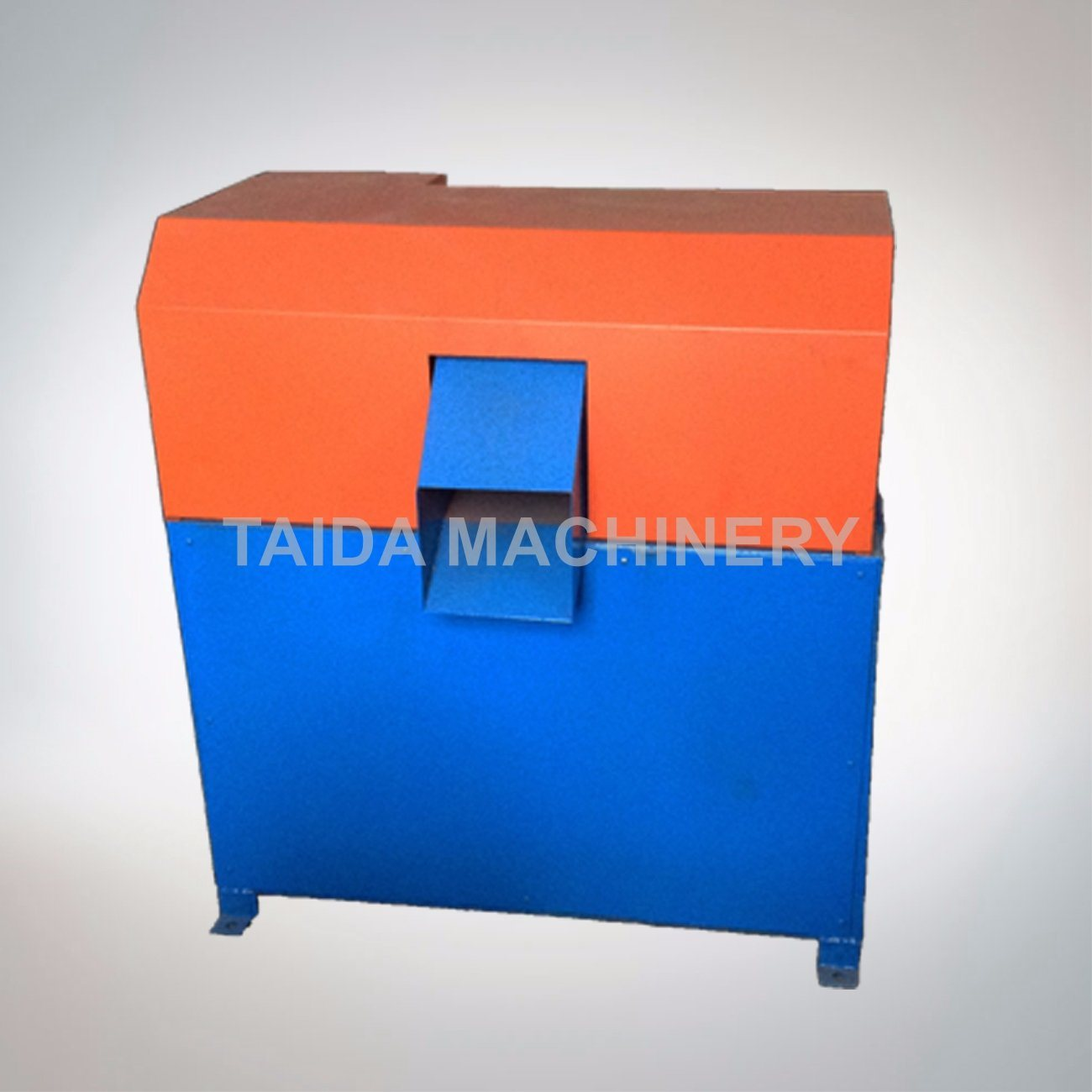 Block Cutter Waste Tire Recycling Cutting Machine