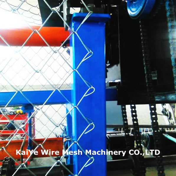 Fence Mesh Machine/Diamond Mesh Machine