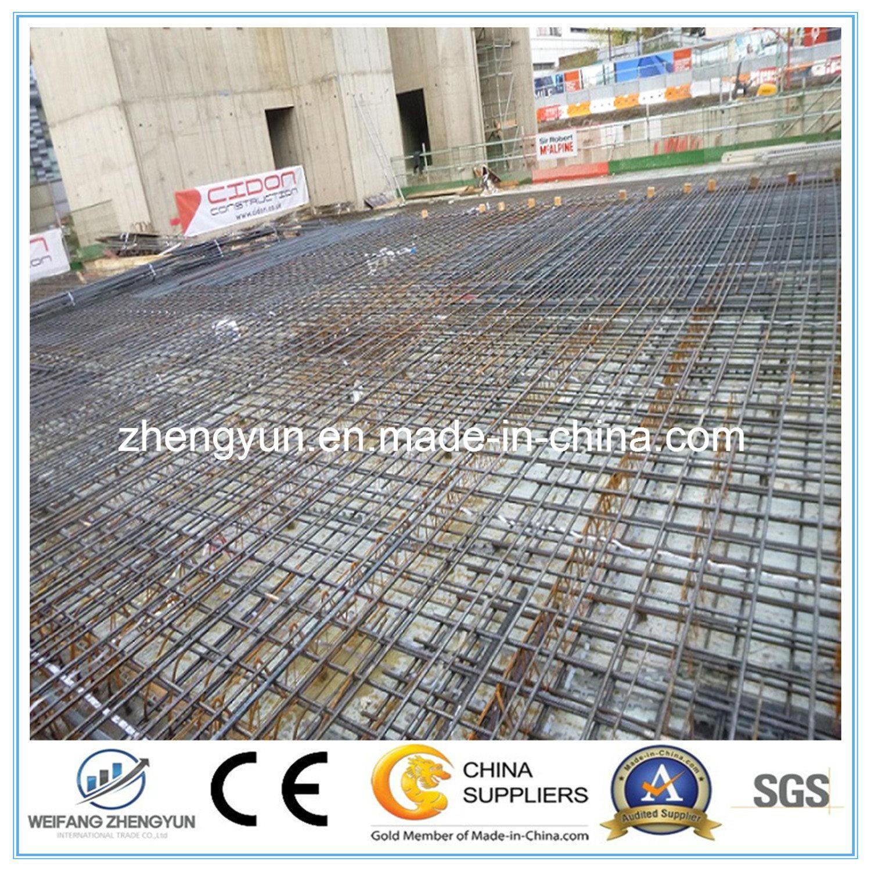 Concrete Construction Reinforcement Steel Welded Wire Mesh