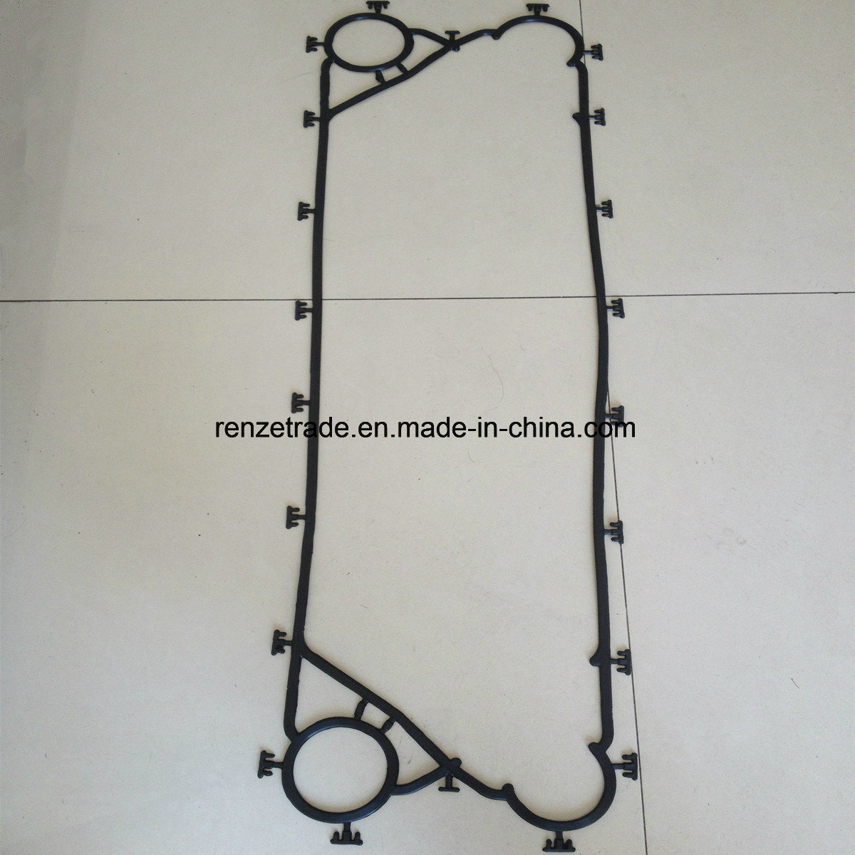 Rubber Gasket with High Temperature Resistance M Series Flow Gasket for Alfa Laval Equivalent