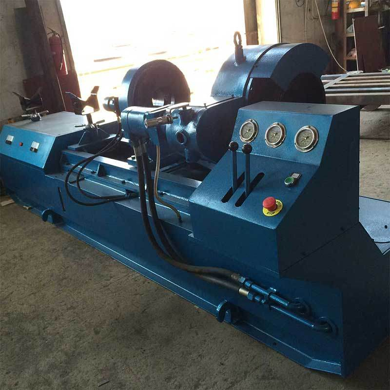 Zynj550-200 Big Torque Rotary Type Bucking Unit