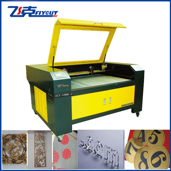 CO2 Laser Engrave and Cutting Machine, CCD