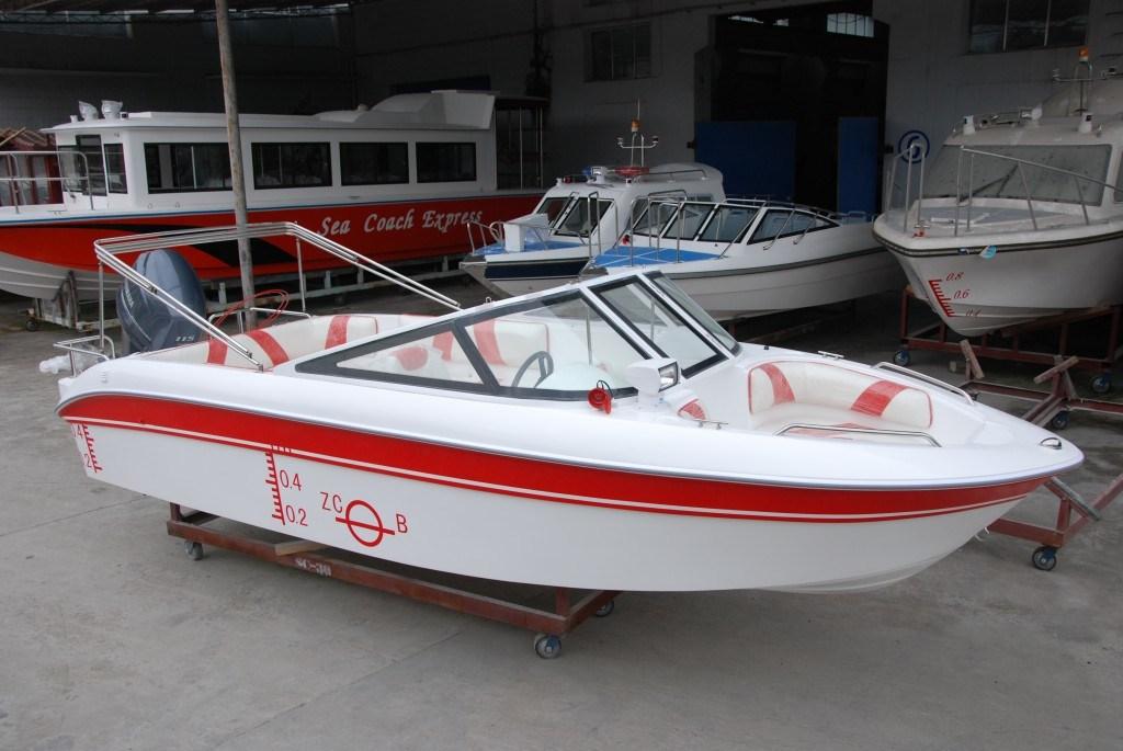 20ft Fibergalss Sport Speed Boat