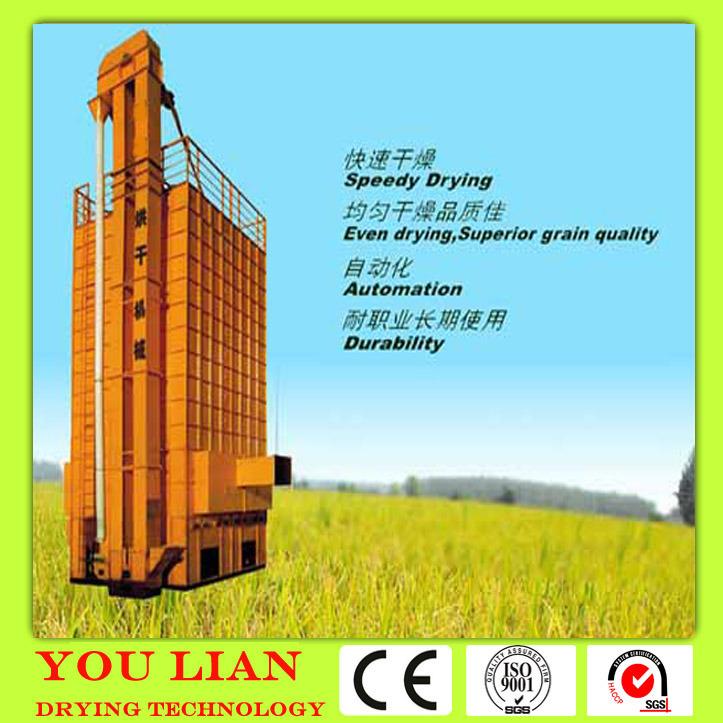 Biomass Broomcorn Drying Machinery