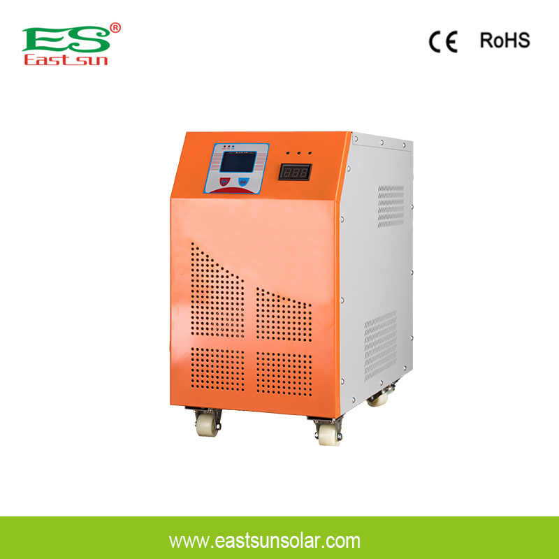 3kw 4kw 5kw Pure Sine Wave Power Inverter with Built in Charge Controller