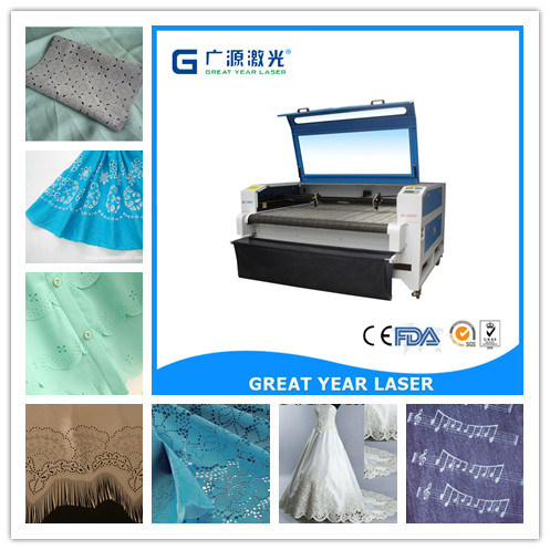 Acrylic Paper Cloth Laser CNC Engraving Cutting Machine