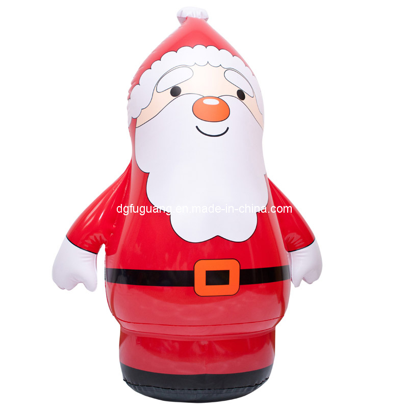 China inflatable santa claus fgt