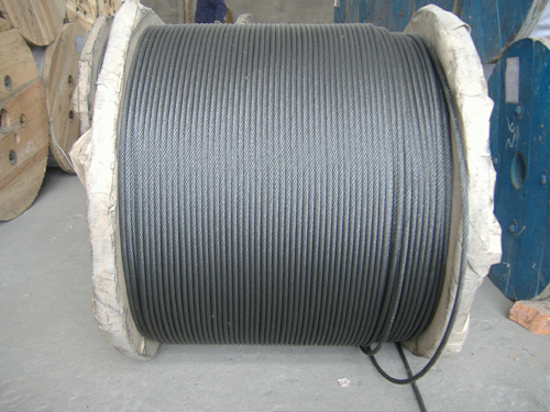 Black Finished Steel Cable with Good Discount