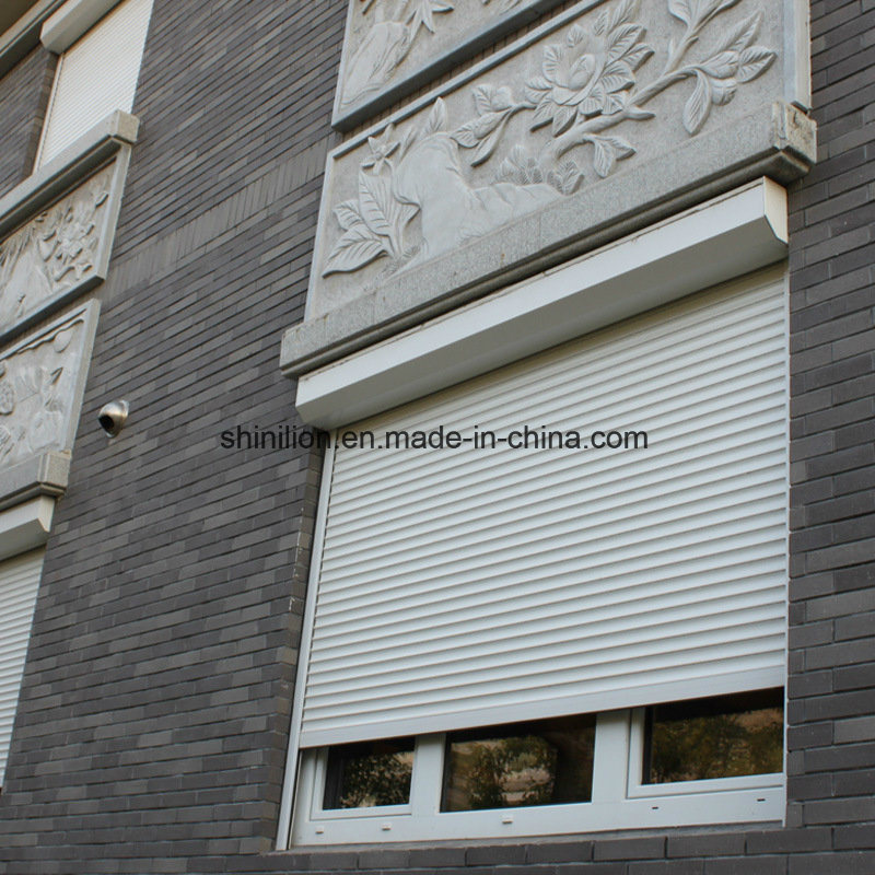China automatic rolling shutter system of window