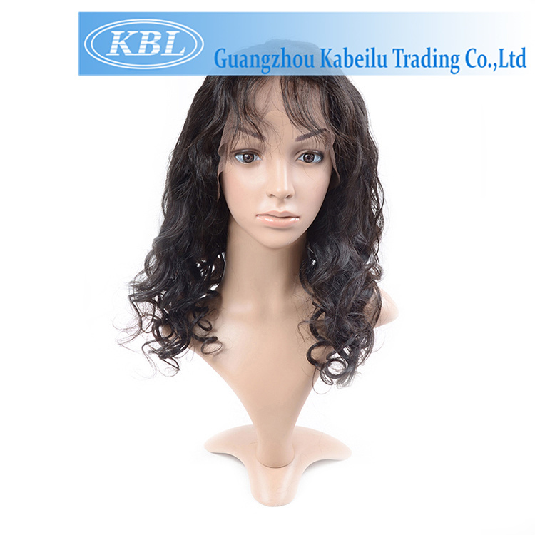 Brazilian Human Hair Overnight Delivery Lace Wigs Grade 5A Full Lace Wig