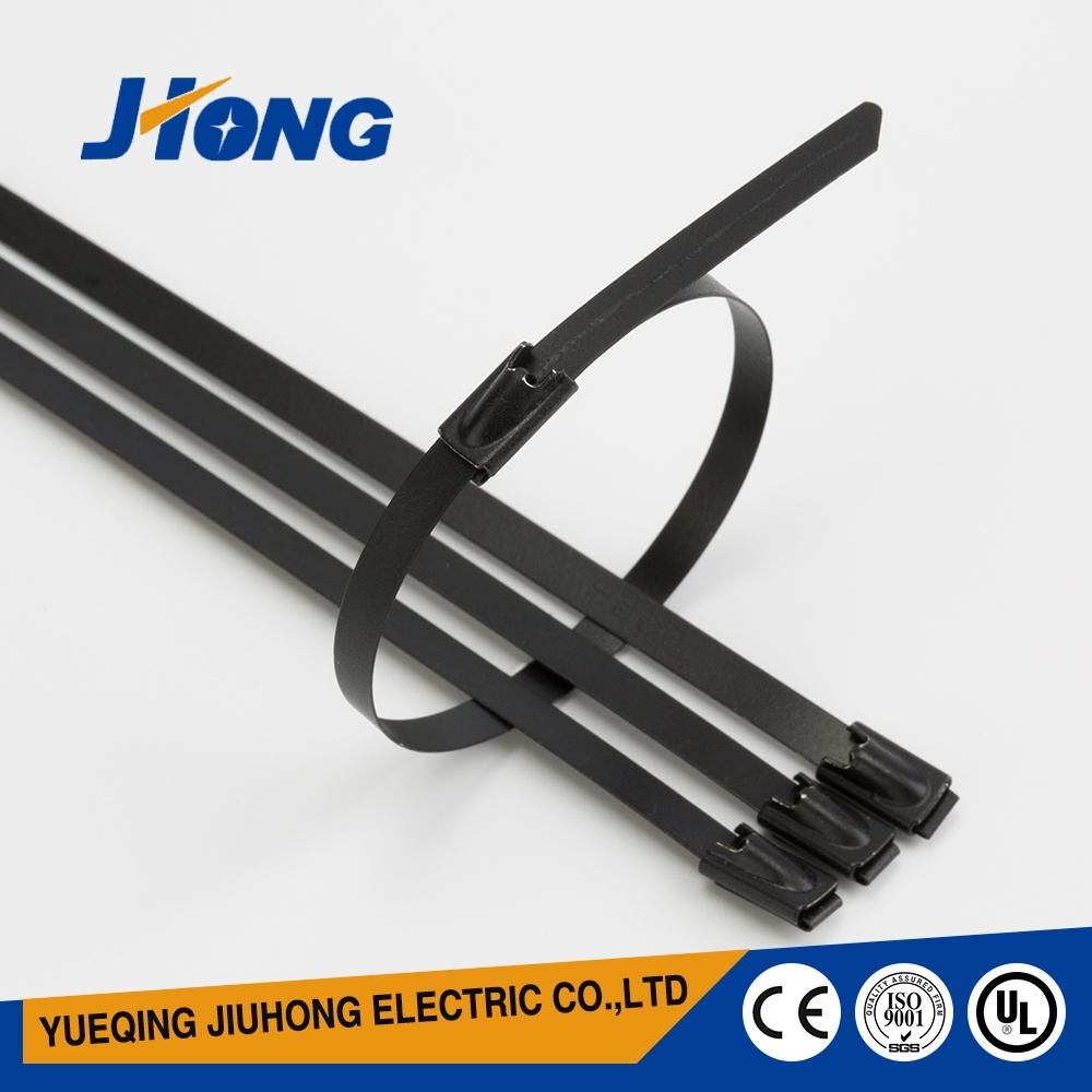 Full Coated Ss Cable Ties in Cable Accessories