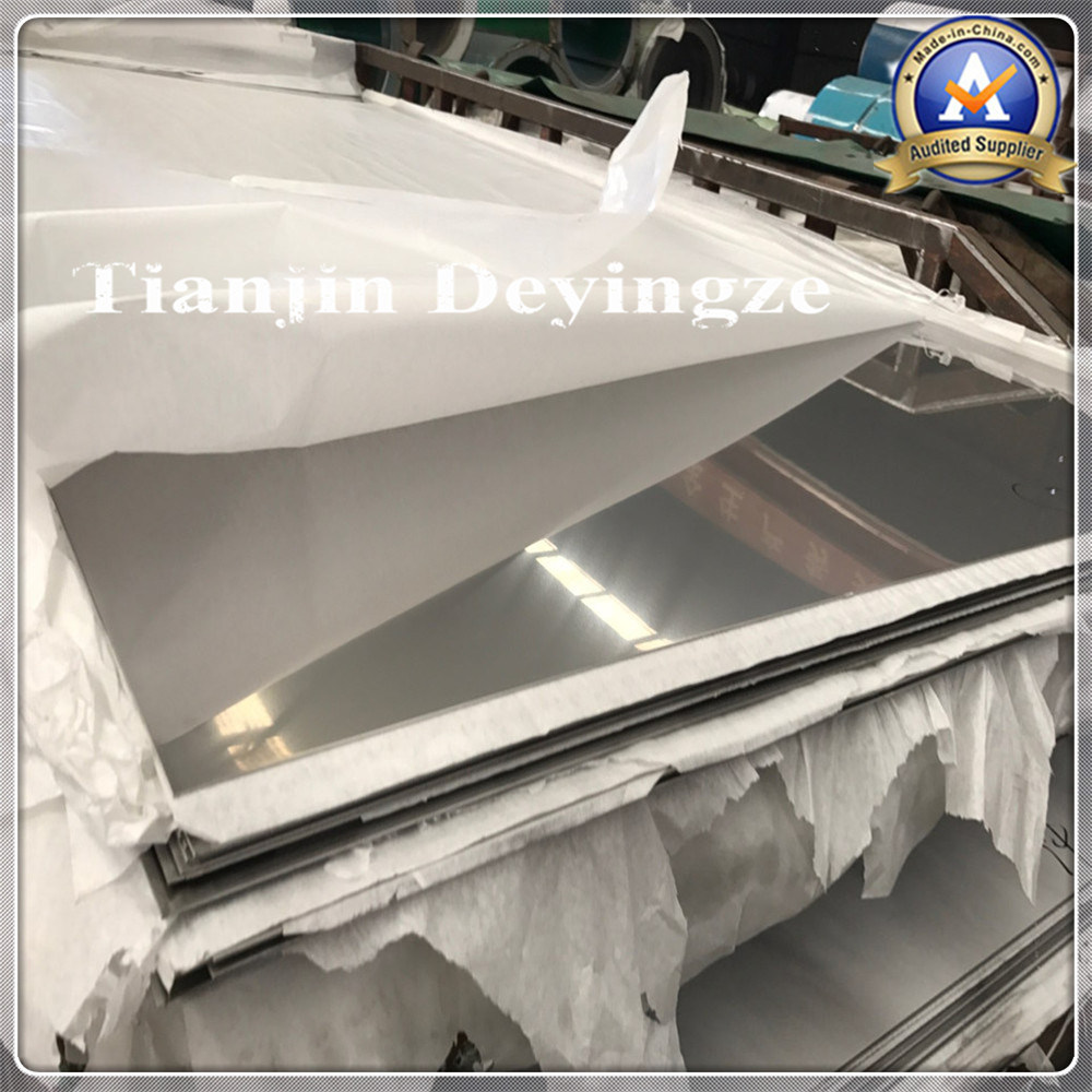 Roofing Sheet Ship Stainless Steel Plate (304 316L 904L 2205)