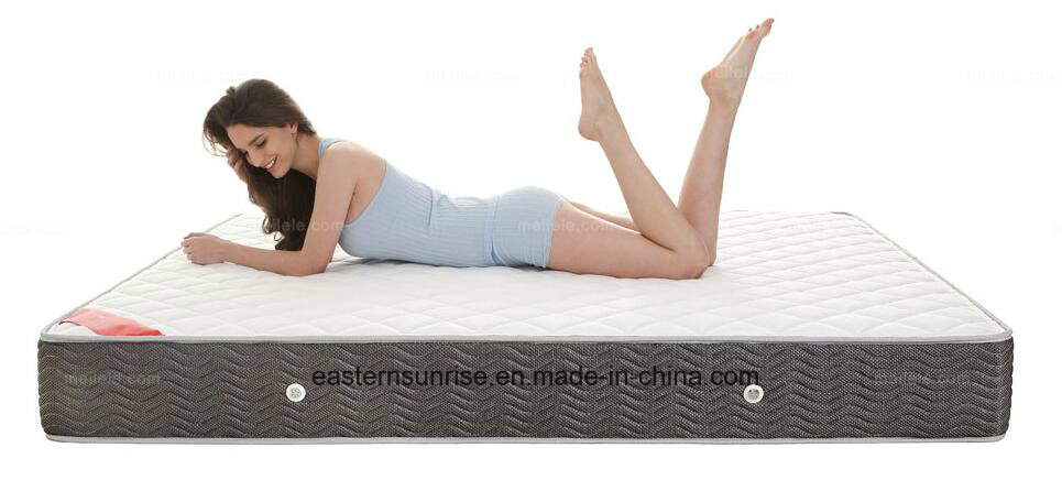High Quality Pocket Coil Spring Hotel Bed Mattress